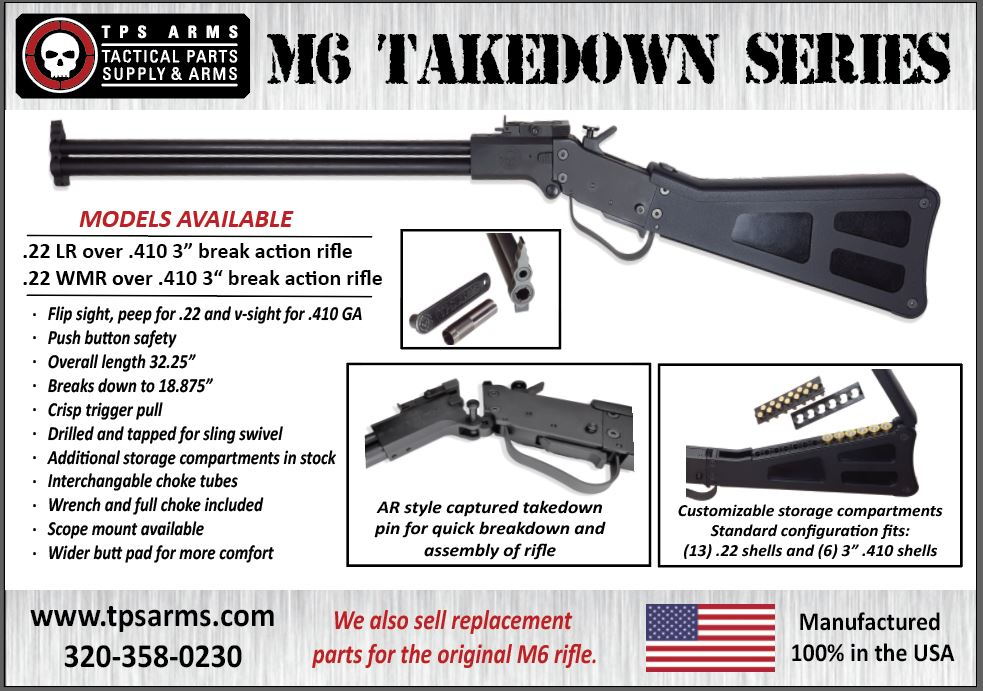 TPS Arms is a high quality manufacturer of gun parts and AR