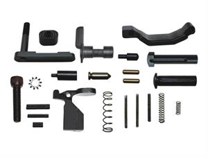 AR-15 Lower parts Kit (without fire control group and pistol grip)